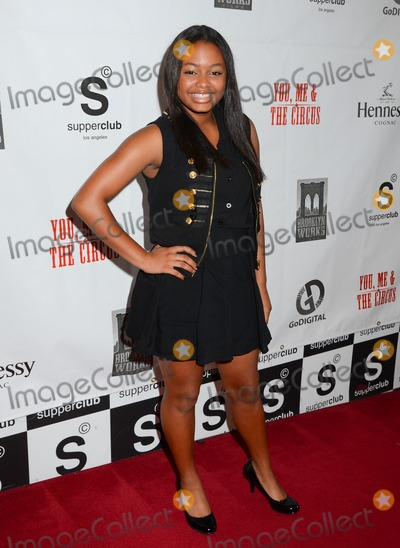 Ashley Applewhite Photo - 28 August - Hollywood California - Ashley Applewhite Arrivals for the movie premiere of You Me  The Circus held at The Supper Club Photo Credit Birdie ThompsonAdMedia