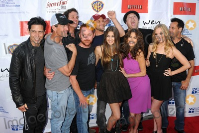 Anthony Ruivivar Photo - 21 April 2012 - Universal City California - Anthony Ruivivar James Denton Bob Guiney Scott Grimes Jesse Spencer Emerson Rose Tenney Teri Hatcher Greg Grunberg Andrea Bowen Adrian Pasdar Desperate Housewives Wisteria Lane Block Party held at Universal Studios Backlot Photo Credit Byron PurvisAdMedia