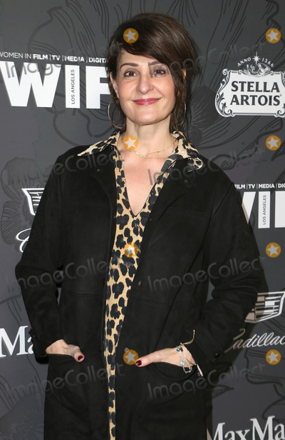 Nia Vardalos Photo - 22 February 2019 - Beverly Hills California - Nia Vardalos 12th Annual Women In Film Oscar Party held at The Spring Place Photo Credit Faye SadouAdMedia