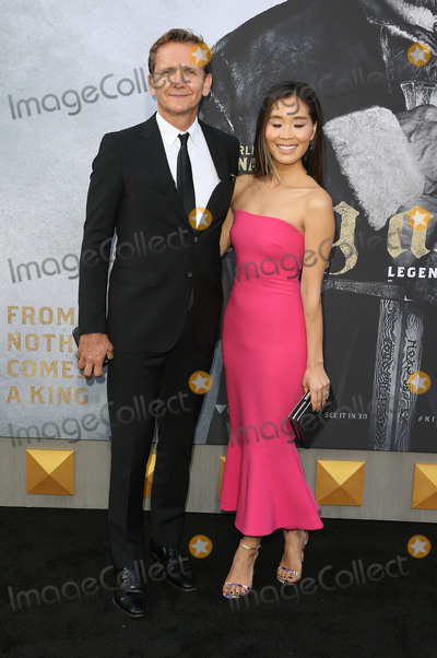 Alicia Hannah Photo - 08 May 2017 - Hollywood California - Sebastian Roch Alicia Hannah King Arthur Legend Of The Sword Los Angeles Premiere held at TCL Chinese Theatre Photo Credit AdMedia