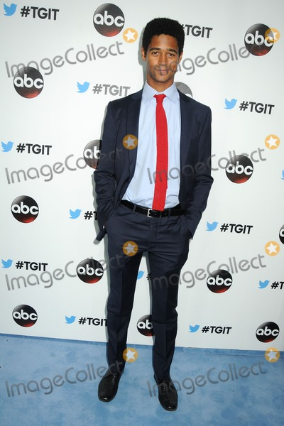 Alfred Enoch Photo - 20 September 2014 - West Hollywood California - Alfred Enoch ABCs Thank Good Its Thursday Premiere Event for Greys Anatomy Scandal How To Get Away With Murder held at Palihouse Photo Credit Byron PurvisAdMedia