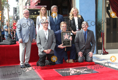 Brie Larson Photo - 11 March 2017 - Hollywood California - Brie Larson Mitch OFarrell John Goodman Jeff Bridges Leron Gubler Fariba Kalantari John Goodman Honored With Star On The Hollywood Walk Of Fame Photo Credit AdMedia