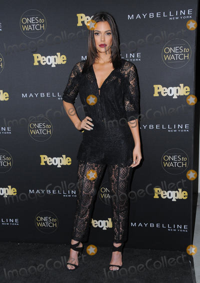 Annabelle Acosta Photo - 13 October 2016 - West Hollywood California Annabelle Acosta 2016 Peoples Ones To Watch Event held at EP  LP Photo Credit Birdie ThompsonAdMedia