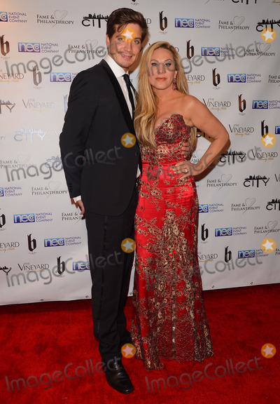 Adrienne Maloof Photo - 02 March 2014 - Beverly Hills California - Jacob Busch Adrienne Maloof  Fame and Philanthropy Post-Oscar Gala celebrating the 86th Annual Academy Awards held at The Vineyard Beverly Hills Photo Credit Birdie ThompsonAdMedia