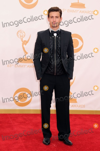 Asher Monroe Photo - 22 September 2013 - Los Angeles California - Asher Monroe Asher Book 65th Annual Primetime Emmy Awards - Arrivals held at Nokia Theatre LA Live Photo Credit Byron PurvisAdMedia