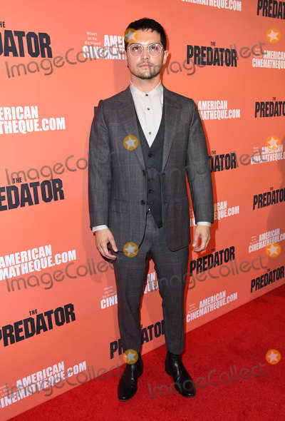 Augusto Aguilera Photo - 12 September 2018 - Hollywood California - Augusto Aguilera The Predator Special Screening Los Angeles  held at the Egyptian Theater Photo Credit Birdie ThompsonAdMedia