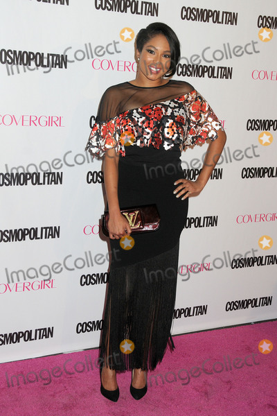 Alicia Quarles Photo - 12 October 2015 - Hollywood California - Alicia Quarles Cosmopolitan 50th Birthday Celebration held at Ysabel Photo Credit Byron PurvisAdMedia