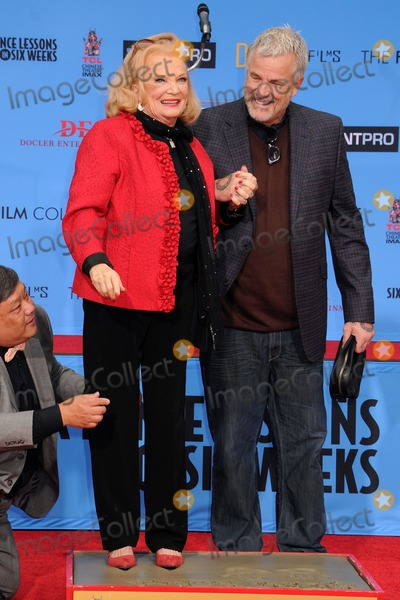 Nick Cassavetes Photo - 5 December 2014 - Hollywood California - Gena Rowlands Nick Cassavetes Gena Rowlands Hand  Footprint Ceremony held at the TCL Chinese Theatre Photo Credit Byron PurvisAdMedia