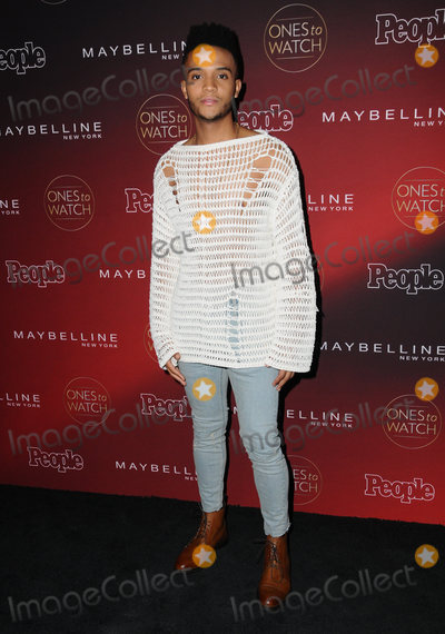 ASH Photo - 04 October  2017 - Hollywood California - Nicholas Ashe 2017 Peoples Ones to Watch Event held at NeueHouse Hollywood in Hollywood Photo Credit Birdie ThompsonAdMedia