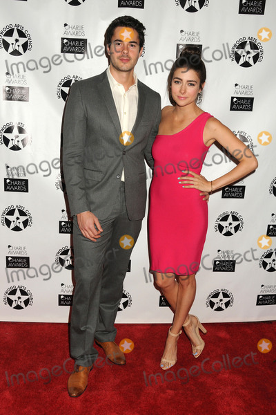 Allison Paige Photo - 1 May 2015 - Hollywood California - Jayson Blair Allison Paige 29th Annual Charlie Awards held at the Roosevelt Hotel Photo Credit Byron PurvisAdMedia
