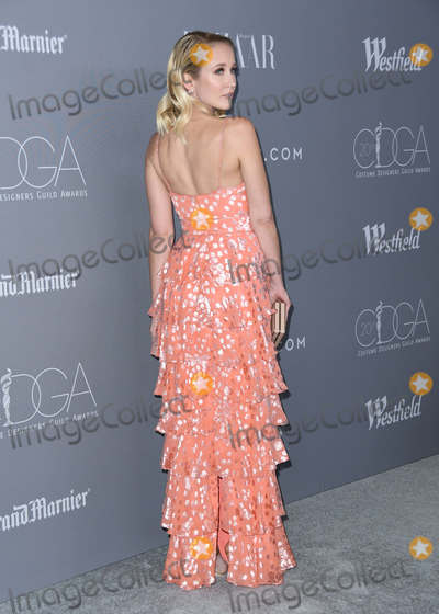 Anna Camp Photo - 20 February 2018 - Beverly Hills California - Anna Camp 20th Annual CDGA (Costume Designers Guild Awards) held at The Beverly Hilton Hotel Photo Credit Birdie ThompsonAdMedia