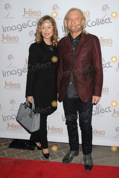 Joe Walsh Photo - 1 December 2015 - Beverly Hills California - Marjorie Bach Joe Walsh The Collection of Ringo Starr and Barbara Bach Exhibition held at Juliens Auctions Photo Credit Byron PurvisAdMedia