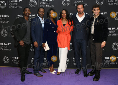 Ed Quinn Photo - 10 December 2019 - Beverly Hills California - Vaughn Hebron Javon Johnson Taja V Simpson Kron Moore Ed Quinn Daniel Croix Henderson Ed Quinn The Paley Center For Media Presents An Evening With Tyler Perrys The Oval held at The Paley Center for Media Photo Credit Birdie ThompsonAdMedia