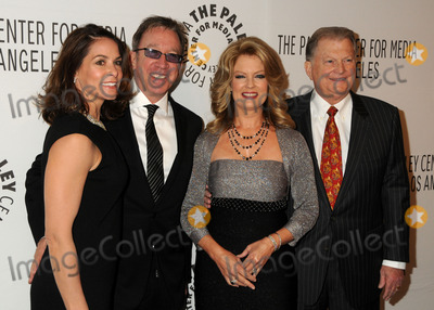 Al Michaels Photo - 30 November 2010 - Beverly Hills California - Tim Allen Jane Hajduk (L) Mary Hart and guest The Paley Center for Media Honors Mary Hart and Al Michaels at its 2010 Annual Los Angeles Gala Salute to Excellence held at the Beverly Wilshire Hotel Photo Credit Byron PurvisAdMedia