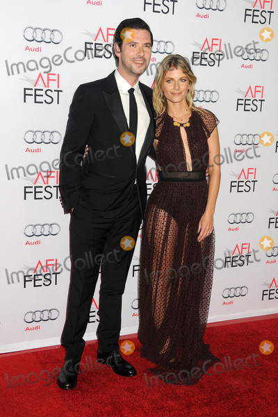 Melvil Poupaud Photo - 5 November 2015 - Hollywood California - Melvil Poupaud Melanie Laurent AFI FEST 2015 - By The Sea Premiere held at the TCL Chinese Theatre Photo Credit Byron PurvisAdMedia