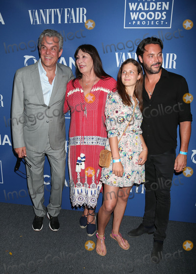Jack Huston Photo - 17 July 2017 - Los Angeles California - Danny Huston Anjelica Huston Stella Huston Jack Huston 2017 Oceana And The Walden Woods Project Present Rock Under The Stars With Don Henley And Friends held at a private residence Photo Credit Russ ElliotAdMedia