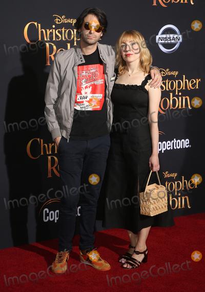 Alex Ross Photo - 30 July 2018 - Burbank California - Alex Ross Perry Disneys Christopher Robin Los Angeles Premiere held at Walt Disney Studios Photo Credit F SadouAdMedia