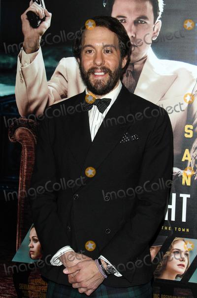 Jonathan Kite Photo - 9 January 2017 - Los Angeles California - Jonathan Kite Live By Night World Premiere held at the TCL Chinese Theatre Photo Credit AdMedia