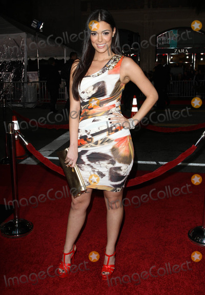Anabelle Acosta Photo - 6 December 2010 - Hollywood CA - Anabelle Acosta The Fighter Los Angeles Premiere held At The Graumans Chinese Theatre Photo Kevan BrooksAdMedia