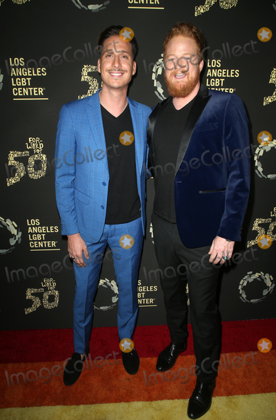Bill Parks Photo - 21 September 2019 - Los Angeles California - Bill Parks Los Angeles LGBT Centers Gold Anniversary Vanguard Celebration Hearts Of Gold held at The Greek Theatre Photo Credit FSadouAdMedia
