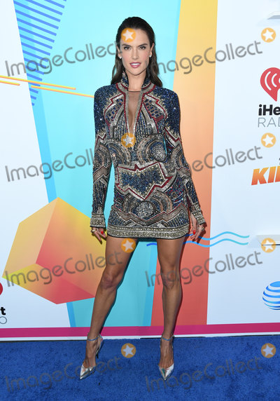 Alessandra Ambrosio Photo - 02 June 2018 - Beverly Hills California - Alessandra Ambrosio  2018 iHeartRadio KIIS FM Wango Tango by Att held at Banc of Califronia Stadium Photo Credit Birdie ThompsonAdMedia