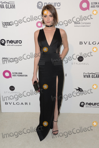 Willa Holland Photo - 28 February 2016 - West Hollywood California - Willa Holland 24th Annual Elton John Academy Awards Viewing Party sponsored by Bvlgari MAC Cosmetics Neuro Drinks and Diana Jenkins held at West Hollywood Park Photo Credit Birdie ThompsonAdMedia