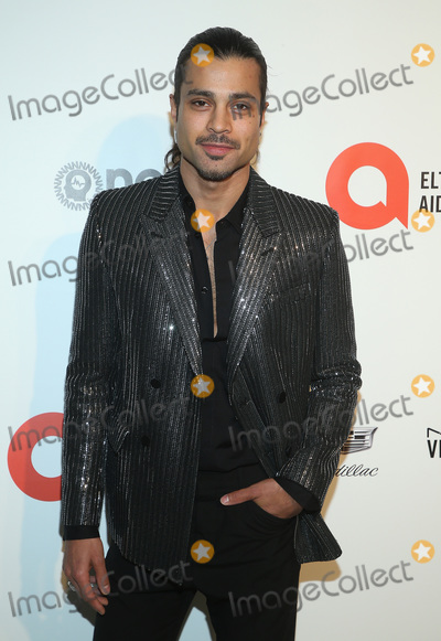 Andrei Gillott Photo - 09 February 2020 - West Hollywood California - Andrei Gillott 28th Annual Elton John Academy Awards Viewing Party held at West Hollywood Park Photo Credit FSAdMedia