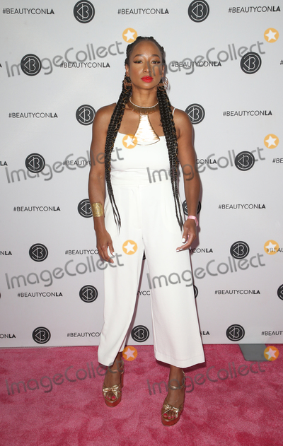 Monique Coleman Photo - 11 August 2019 - Los Angeles California - Monique Coleman Beautycon Festival Los Angeles 2019 - Day 2 held at Los Angeles Convention Center Photo Credit FSadouAdMedia