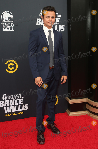 Arturo Castro Photo - 14 July 2018 - Hollywood California - Arturo Castro Comedy Central Roast Of Bruce Willis held at the Hollywood Palladium Photo Credit Faye SadouAdMedia