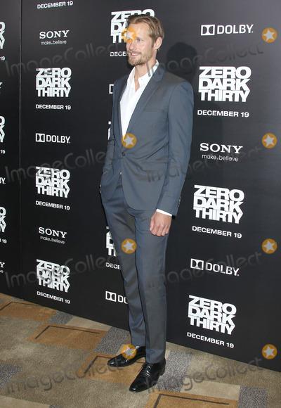 Alexander Skarsgard- Photo - 10 December 2012 - Hollywood California - Alexander Skarsgard Zero Dark Thirty Los Angeles Premiere held at Dolby Theater Photo Credit Russ ElliotAdMedia