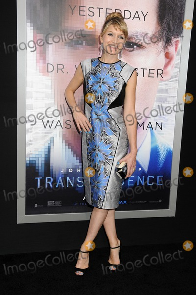 Annie Marter Photo - 10 April 2014 - Westwood California - Annie Marter Transcendence Los Angeles Premiere held at The Regency Village Theatre Photo Credit Byron PurvisAdMedia