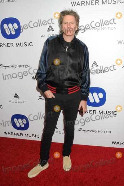 Duran Duran Photo - 15 February 2016 - Los Angeles California - John Taylor Duran Duran Warner Music Group 2016 Grammy Party held at Milk Studios Photo Credit Byron PurvisAdMedia