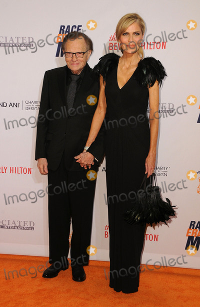 Larry King Photo - 15 April 2016 - Beverly Hills California - Larry King Arrivals for the 23rd Annual Race To Erase MS Gala held at Beverly Hilton Hotel Photo Credit Birdie ThompsonAdMedia