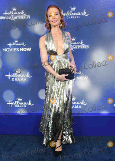Alicia Witt Photo - 26 July 2019 - Beverly Hills California - Alicia Witt Hallmark Channel and Hallmark Movies  Mysteries 2019 Summer TCA held at a Private Residence Photo Credit Birdie ThompsonAdMedia