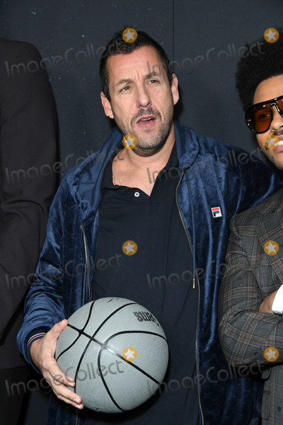 Adam Sandler Photo - 11 December 2019 - Hollywood California - Adam Sandler A24s Uncut Gems Los Angeles Premiere held at The Dome at Arclight Hollywood Photo Credit Birdie ThompsonAdMedia