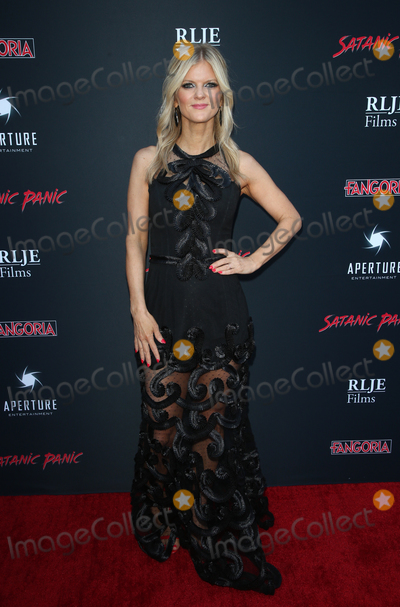 Arden Myrin Photo - 23 August 2019 - Hollywood California - Arden Myrin Premiere Of Satanic Panic held at The Egyptian Theatre Photo Credit FSadouAdMedia