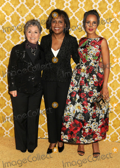 Anita Hill Photo - 31 March 2016 - Los Angeles California - Barbara Boxer Anita Hill Kerry Washington Confirmation Los Angeles Premiere held at Paramount Studios Photo Credit Byron PurvisAdMedia
