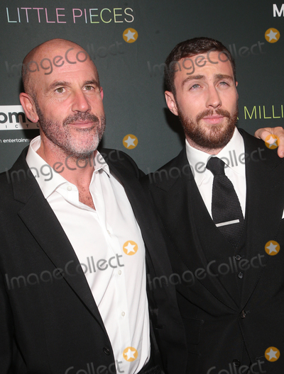 Aaron Taylor-Johnson Photo - 4 December 2019 - West Hollywood California - James Frey Aaron Taylor-Johnson Special Screening Of Momentum Pictures A Million Little Pieces held at The London Hotel Photo Credit FSAdMedia
