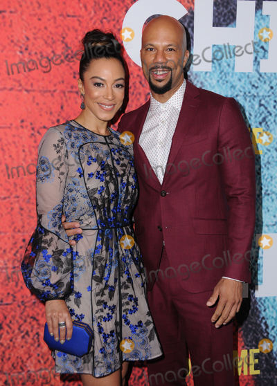 Angela Rye Photo - 03 January 2018 - Los Angeles California - Common Angela Rye Premiere of Showtimes new series TheChi held at Downtown Independent in Los Angeles Photo Credit Birdie ThompsonAdMedia