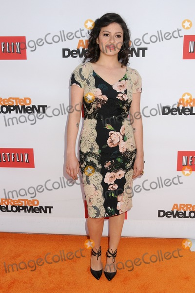 Alias Photo - 29 April 2013 - Hollywood California - Alia Shawkat Arrested Development Season 4 Los Angeles Premiere held at the TCL Chinese Theatre Photo Credit Byron PurvisAdMedia