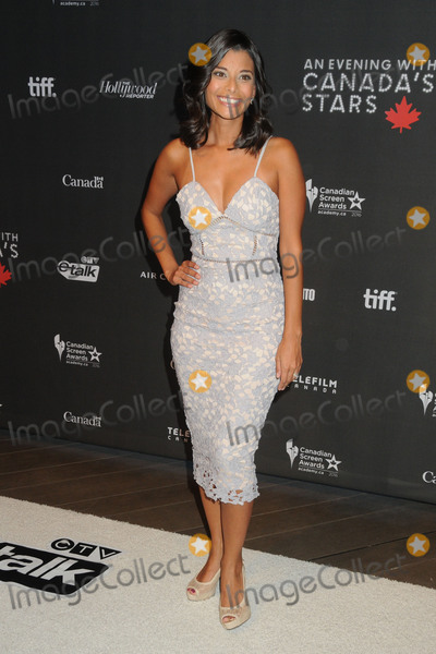 Andrea Drepaul Photo - 25 February 2016 - Los Angeles California - Andrea Drepaul 3rd Annual An Evening With Canadas Stars held at the Four Seasons Hotel Photo Credit Byron PurvisAdMedia