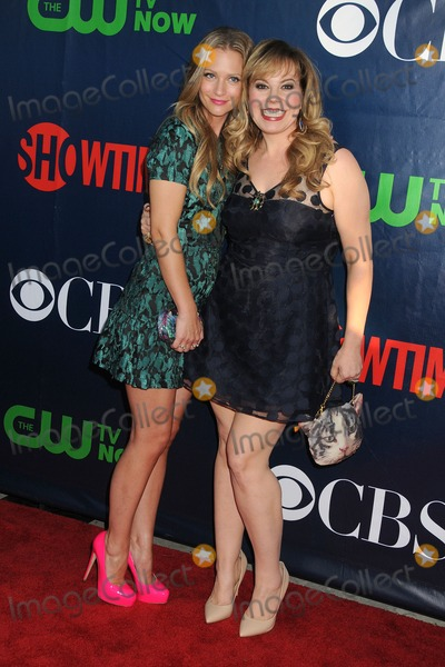 AJ Cook Photo - 17 July 2014 - West Hollywood California - AJ Cook Kirsten Vangsness CBS CW Showtime Summer Press Tour 2014 held at The Pacific Design Center Photo Credit Byron PurvisAdMedia