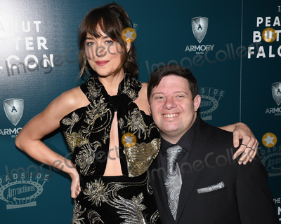 Dakota Johnson Photo - 01 August 2019 - Hollywood California - Dakota Johnson Zack Gottsagen The Peanut Butter Falcon Los Angeles Premiere held at Arclight Hollywood Photo Credit Billy BennightAdMedia