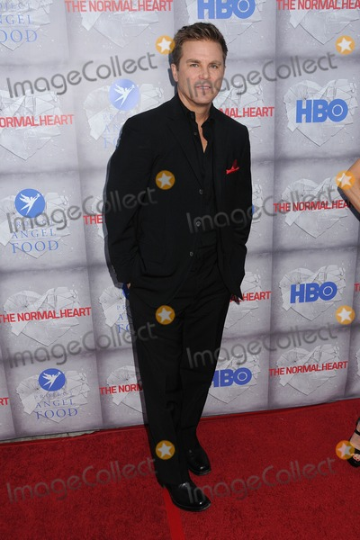 Aaron McPherson Photo - 19 May 2014 - Beverly Hills California - Aaron McPherson The Normal Heart Los Angeles Premiere held at The WGA Theater Photo Credit Byron PurvisAdMedia
