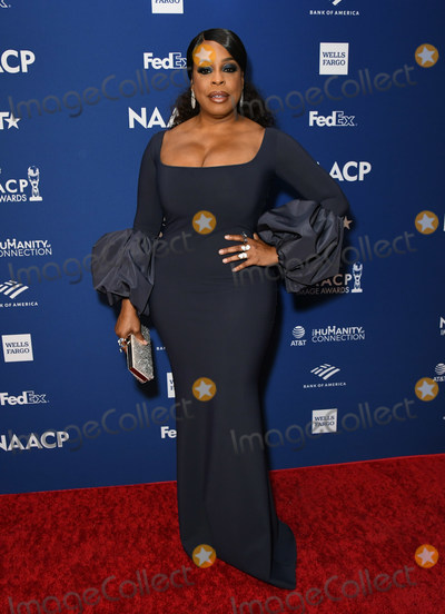 Niecy Nash Photo - 21 February 2020 - Hollywood California - Niecy Nash 51st NAACP Image Awards - Non-Televised Awards Dinner  held at the Ray Dolby Ballroom Photo Credit Birdie ThompsonAdMedia
