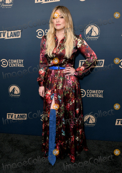 Hilary Duff Photo - 30 May 2019 - West Hollywood California - Hilary Duff Paramount Network Comedy Central TV Land Press Day 2019 held at The London West Hollywood   Photo Credit Birdie ThompsonAdMedia