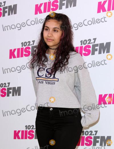 Alessia Cara Photo - 13 May 2017 - Los Angeles California - Alessia Cara KIIS FMs Wango Tango 2017 held at the StubHub Center Photo Credit AdMedia