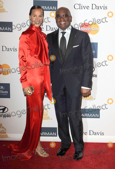 Erica Reid Photo - 09 February 2013 - Beverly Hills California - Antonio LA Reid Erica Reid Clive Davis And The Recording Academys 2013 GRAMMY Salute To Industry Icons Gala held at The Beverly Hilton Hotel Photo Credit Kevan BrooksAdMedia