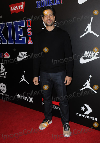 Adam Rodriguez Photo - 15 February 2018 - Los Angeles California - Adam Rodriguez Rookie USA Fashion Show held at MILK Studios Photo Credit Birdie ThompsonAdMedia