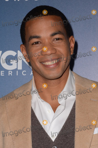 Alano Miller Photo - 08 January  - Pasadena Ca - Alano Miller Arrivals for the WGN America Winter TCA Tour Underground held at The Langham Hotel Photo Credit Birdie ThompsonAdMedia